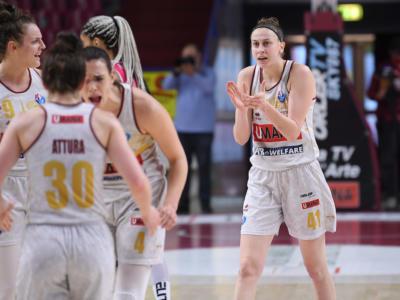 Basket femminile, la Reyer Venezia sovrasta il Famila Schio anche in gara-2 della finale scudetto