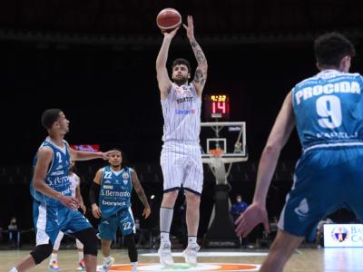 """Basket, Tommaso Baldasso: """"Fortitudo, esperienza positiva. In Nazionale mi impressiona come Meo Sacchetti riesce a creare un gruppo"""""""