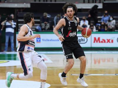 Basket, la Virtus Bologna espugna Treviso all'overtime e vola in semifinale playoff di Serie A