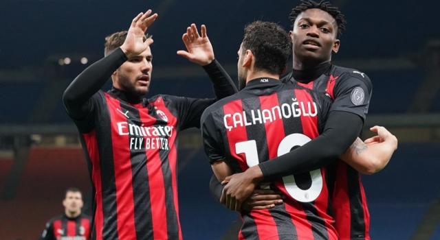 VIDEO Milan-Benevento 2-0, Highlights, gol e sintesi: Calhanoglu ed Hernandez a segno a San Siro