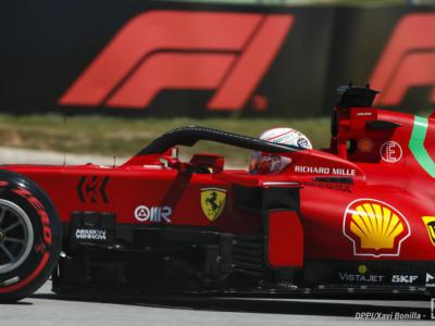 """VIDEO F1, Charles Leclerc: """"Contento del quarto posto, domani le gomme saranno decisive"""""""