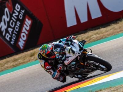 Superbike, risultato FP2 GP Aragon 2021: Chaz Davies il migliore davanti a Jonathan Rea, Michael Ruben Rinaldi 7°