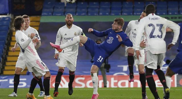 VIDEO Champions League 2021, Chelsea-Real Madrid 2-0: le reti di Werner e Mount lanciano i Blues in finale