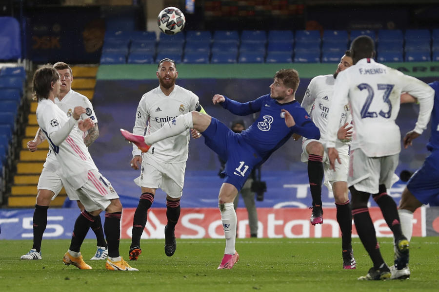 VIDEO Champions League 2021, Chelsea Real Madrid 2 0: le reti di Werner e Mount lanciano i Blues in finale