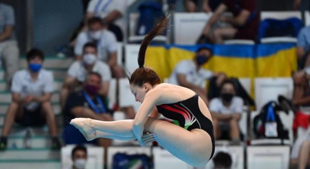 Tuffi, Europei 2021: Chiara Pellecani entra in Finale nel trampolino tre metri, eliminata Elena Bertocchi