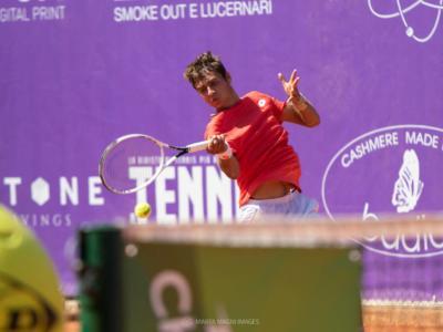 Tennis, ATP Parma 2021: straordinario Flavio Cobolli, eliminato Stefano Travaglia