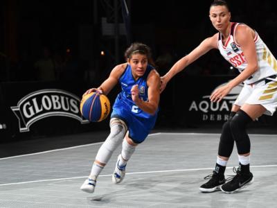 Basket 3×3 femminile, Preolimpico Graz: le convocate dell'Italia e cosa è cambiato dalla squadra che vinse i Mondiali 2018