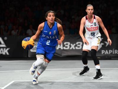 """Basket 3×3, Rae Lin D'Alie: """"La strada sarà difficile, ma metteremo tutte noi stesse. Vorrei condividere con l'Italia un'esperienza speciale"""""""