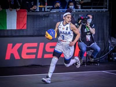LIVE Italia-Austria 17-21 e Italia-Svizzera 11-21, basket 3×3 in DIRETTA: azzurre eliminate a Graz, dovranno riprovarci a Debrecen