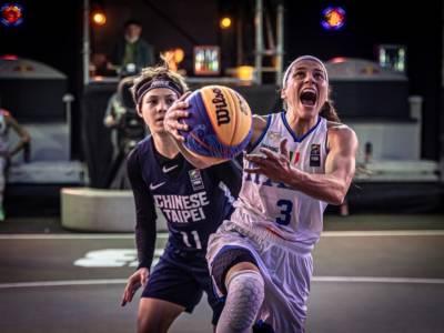 Basket 3×3 femminile: Italia, si fa complicato il Preolimpico di Graz. L'Austria rimane imbattuta