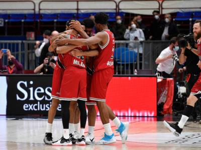 Olimpia Milano-Barcellona, Semifinale Final Four Eurolega: data, programma, orario, tv, streaming