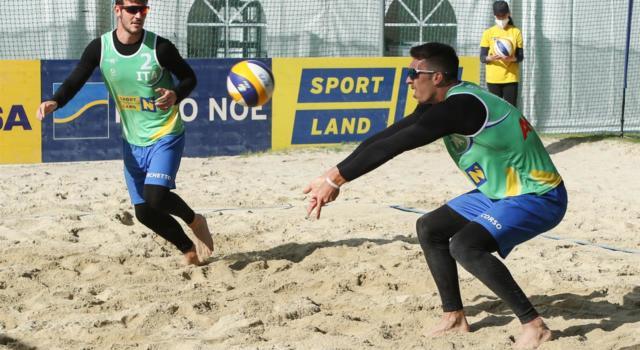 Beach volley, Europei Under 22 Baden. L'Italia si ferma: quinti Dal Corso/Marchetto, none Scampoli/Gottardi