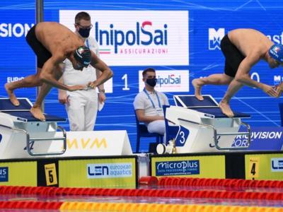 Nuoto, Europei 2021 oggi: orari 22 maggio, tv, programma, italiani in gara