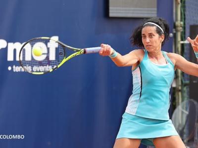 Tennis, WTA Budapest 2021: Martina Di Giuseppe sconfitta nettamente dall'americana Collins