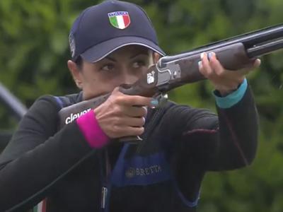 """Tiro a volo, Olimpiadi Tokyo. Diana Bacosi: """"Ho dato tutto, ho perso l'oro per un piattello. Nello sport può succedere. Sono contenta così"""""""