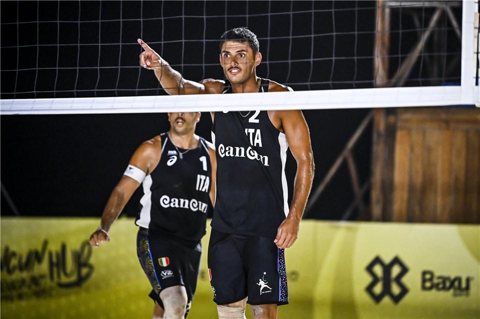 Beach volley, Continental Cup 2021: azzurre di bronzo, azzurri per il terzo posto