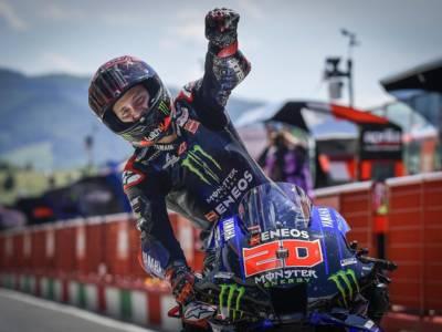 MotoGP, cambia la classifica del Mondiale! Quartararo penalizzato, perde punti!