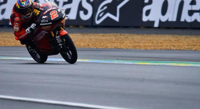 Moto3, risultati FP2 GP Francia 2021: Gabriel Rodrigo è il più veloce, 4 italiani nei primi 9