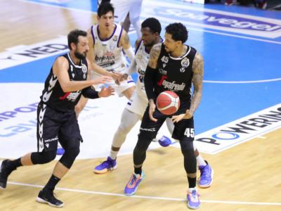 Basket, Playoff Serie A 2021: gara-2. Brindisi chiamata a vincere, Bologna per l'allungo decisivo