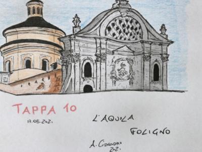 Giro d'Italia 2021, L'Aquila-Foligno: orari e tutti i paesi attraversati. Quando passa la corsa sotto casa tua