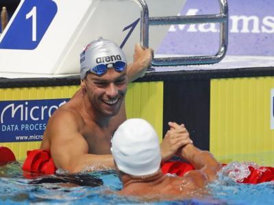 Nuoto, Italia e la sagra dell'argento. Secondi posti dal sapore diverso