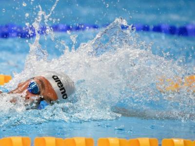 Nuoto, Gregorio Paltrinieri d'orgoglio argento nei 1500 sl a Budapest. Vince Romanchuk, grande Acerenza 3°!