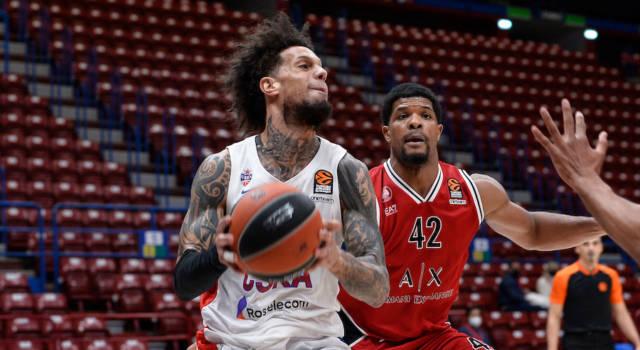 Basket, Eurolega: l'Olimpia Milano sfida il CSKA per il terzo posto