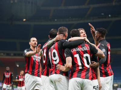 Calcio, Hakan Çalhanoğlu e Theo Hernandez stendono il Benevento a San Siro