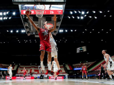 Basket, Serie A 2021 playoff: gara-3, quattro match point per avere le semifinali