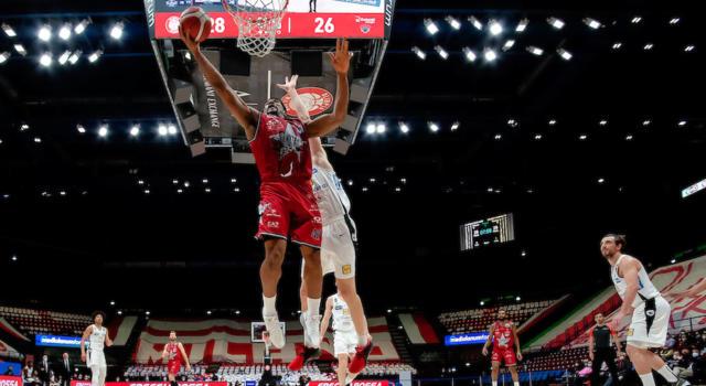 Basket, Serie A 2021 playoff: gara-3, quattro match point per avere le semifinali