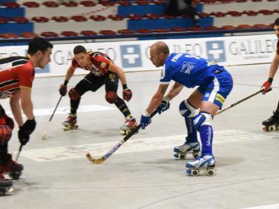 Hockey pista, Serie A1: il punto dopo gara -1 dei quarti di finale dei playoff scudetto
