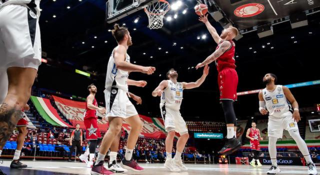 LIVE Olimpia Milano-Trento 93-79, Serie A basket in DIRETTA: l'Armani Exchange si porta 2-0 nella serie