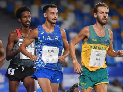 Atletica, Coppa Europa 10000 metri: i convocati dell'Italia. Spiccano Aouani, Epis e Merlo. Assente Crippa