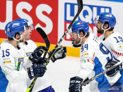 Italia-Canada oggi, Mondiali hockey ghiaccio 2021: orario, tv, programma, streaming