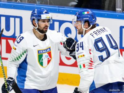 Hockey ghiaccio, prende il via il raduno in vista del torneo pre-olimpico di Riga