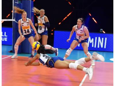 LIVE Italia-Olanda 2-3, Nations League volley femminile in DIRETTA: le azzurre si spengono sul più bello, c'è rammarico