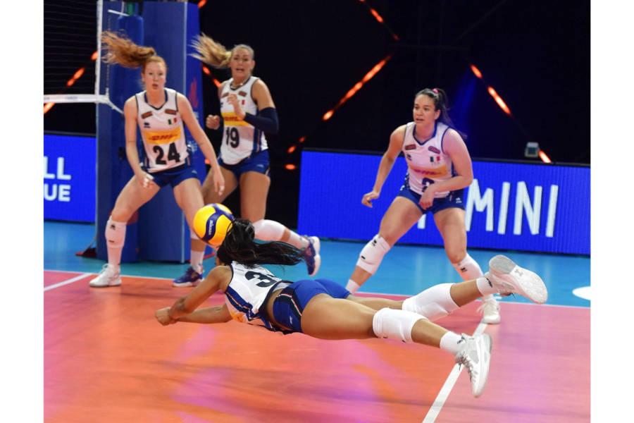 LIVE Italia Olanda 1 1, Nations League volley femminile in DIRETTA: azzurre sensazionali nel secondo set!