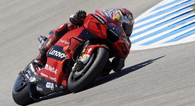 """MotoGP, Jack Miller: """"Abbiamo testato diverse impostazioni di setup. Non vedo l'ora di tornare nuovamente in pista"""""""