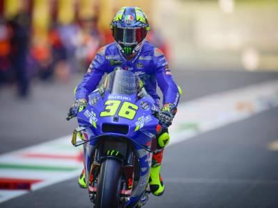 """MotoGP, Joann Mir: """"Valentino Rossi è il Michael Jordan delle moto. E' stato un privilegio gareggiare con lui"""""""