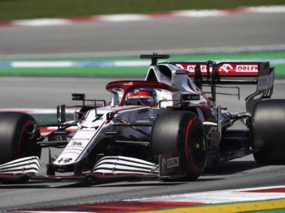 """F1, Kimi Raikkonen: """"Ci è mancato un soffio per entrare in zona punti, la strategia era quella giusta"""""""