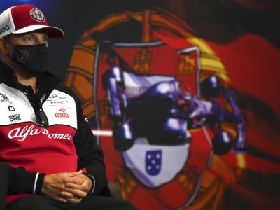 """F1, Kimi Raikkonen: """"Deluso dalle mie qualifiche, domani devo assolutamente fare meglio"""""""