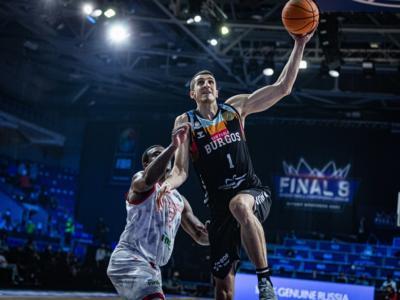 Basket: San Pablo Burgos, è bis in Champions League 2021. Sconfitto il Pinar Karsikaya in finale