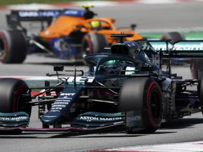 """F1, Lance Stroll: """"Peccato non essere arrivato nei primi 10, sul contatto con Fernando Alonso…"""""""