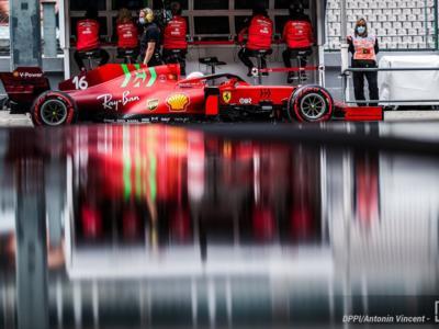 F1, brusco passo indietro per la Ferrari a Portimao. Le cause di una domenica da comparsa