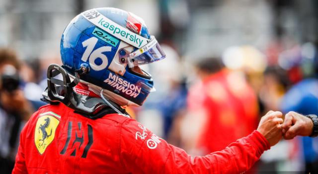 F1, Charles Leclerc avrebbe vinto partendo dalla pole? Verstappen avrebbe giocato sull'overcut