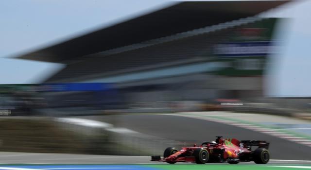 F1, perché la Ferrari a Portimao ha sofferto l'innalzamento delle temperature? I motivi