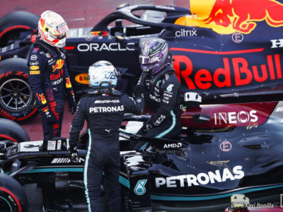 """VIDEO F1, Lewis Hamilton: """"Questa centesima pole è come la prima, sono in estasi per questo traguardo"""""""