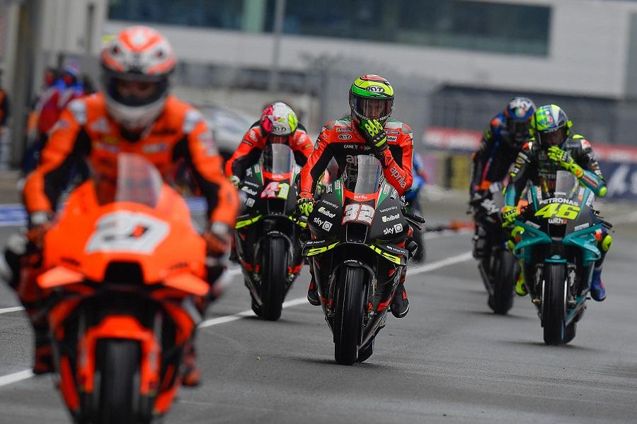 """MotoGP, Lorenzo Savadori: """"Nelle condizioni di umido ho un buon feeling con l'Aprilia, domani darò tutto"""""""