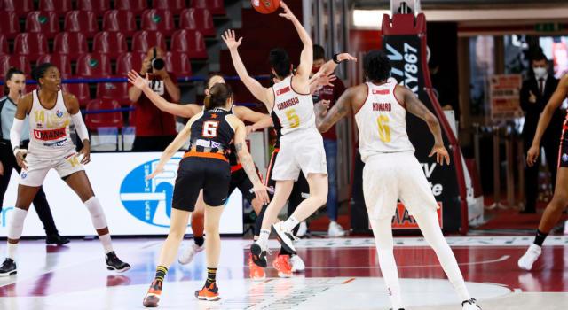 LIVE Venezia-Schio 72-52, A1 basket femminile in DIRETTA: l'Umana Reyer si aggiudica anche gara-2 della serie scudetto