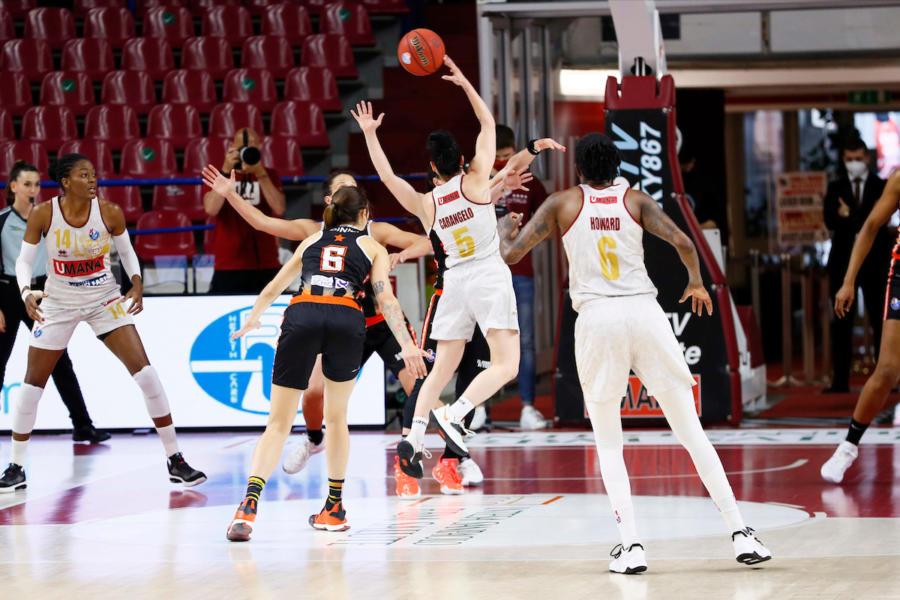 LIVE Venezia Schio, A1 basket femminile in DIRETTA: gara 2 finale scudetto in tempo reale